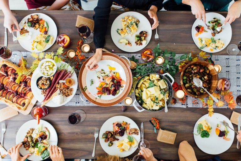 How to Host Thanksgiving Without the Stress